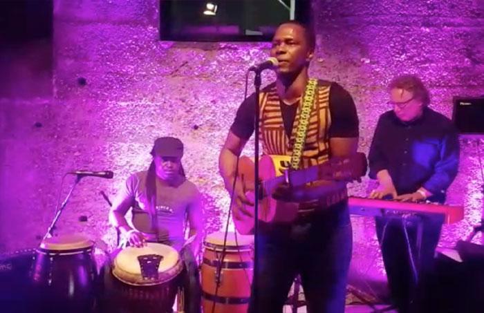 Ndiankou Niasse Trio – Abende der Vielfalt