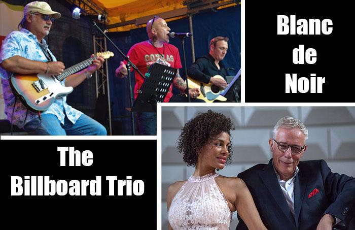 Billboard Trio + Blanc de Noir