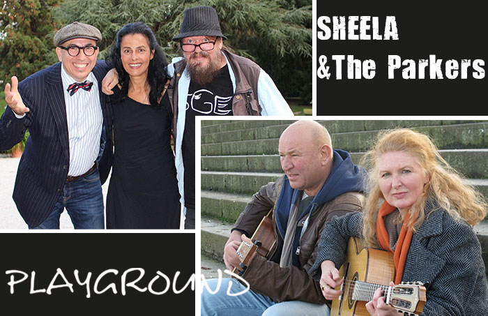 Sheela & The Parkers + Playground