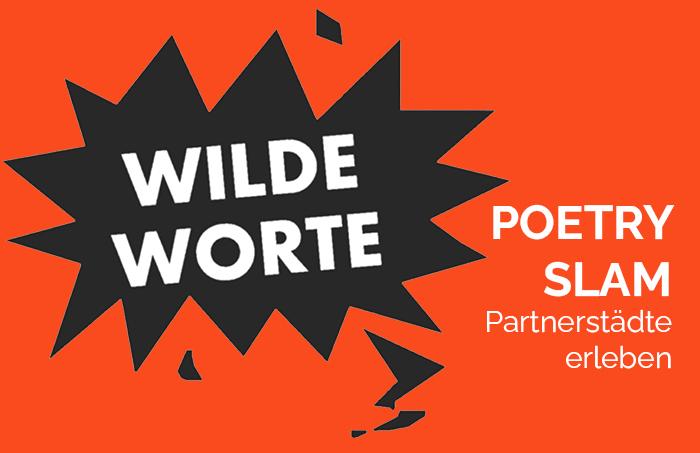 Poetry Slam – Wiesbadener Partnerstädte
