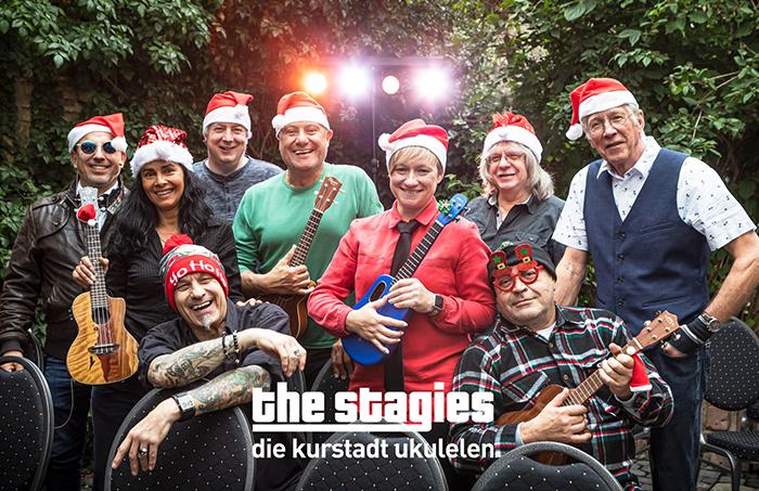 Die Weihnachtsukuelen – Singen im Rudel mit den Stagies